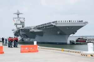 Carrier USS Gerald R. Ford (CVN 78)
